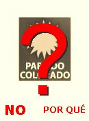 NO! Partido Colorado