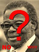  NO! Buthelezi