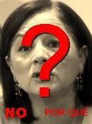 NO! Rosario Fernández