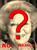 NO! Beatrix der Nederlanden