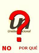  NO! Frente de Unidad
