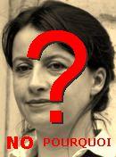 NO! Cécile Duflot