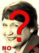 NO! Helen Clark