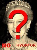 NO! Margrethe II