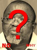  NO! Mantashe