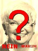 NO! Gerda Hasselfeldt