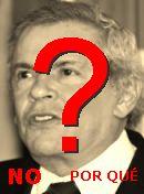 NO! Luis Castañeda