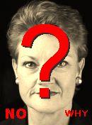 NO! Pauline Hanson