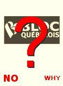 NO! Bloc québécois