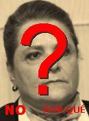 NO! Clara López Obregón