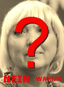 NO! Claudia Roth