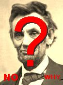  NO! Lincoln