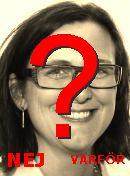 NO! Cecilia Malmström