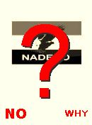  NO! NADECO