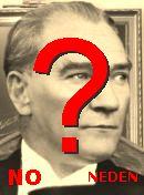 NO! Mustafa Kemal