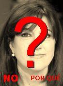 NO! Soraya Rodríguez