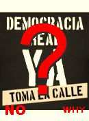 NO! Democracia Real YA