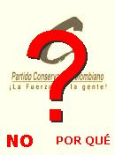  NO! Partido Conservador