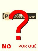 NO! Partido Independiente