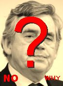  NO! Gordon Brown