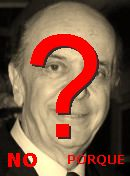 NO! José Serra