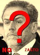 NO! Milan Bandić
