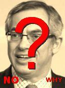 NO! Tony Clement