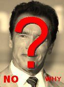 NO! Schwarzenegger