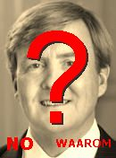 NO! Willem-Alexander
