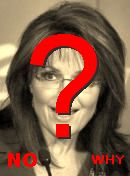  NO! Palin