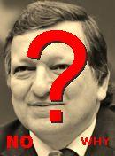 NO! Durão Barroso