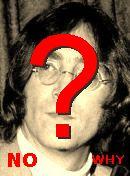NO! John Lennon