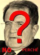NO! Romano Prodi