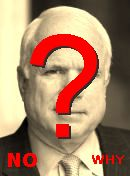  NO! McCain