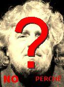 NO! Beppe Grillo