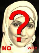 NO! Salma Yaqoob
