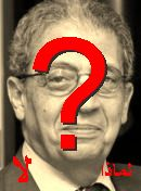 NO!  عمرو موسى