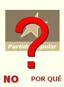 NO! Partido Popular