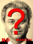  NO! Geert Wilders