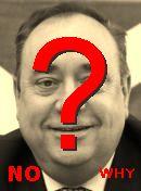 NO! Alex Salmond