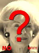 NO! Quentin Bryce
