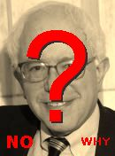 NO! Sanders
