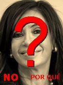 NO! Cristina Kirchner
