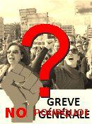 NO! Grève générale en France