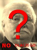 NO! Lech Wałęsa