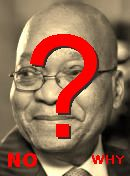  NO! Jacob Zuma