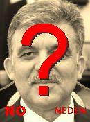NO! Abdullah Gül