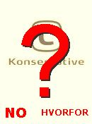 NO! Konservative