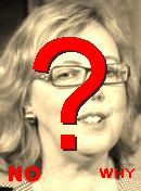 NO! Elizabeth May