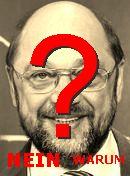 NO! Martin Schulz